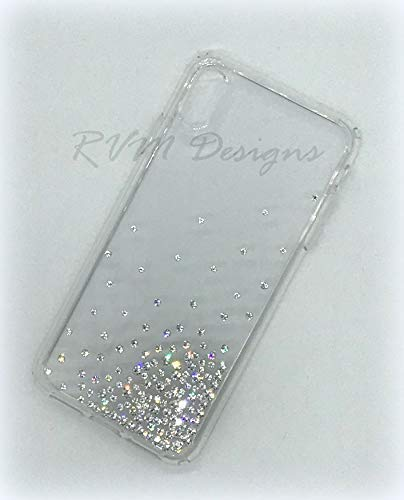 8550394cf Image Unavailable. Image not available for. Color: Starburst Design Case  made with Swarovski Crystals ...