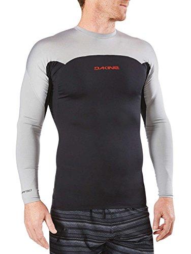 Dakine Men's Tig Snug Fit Long Sleeve Rashguard (Medium) by Dakine