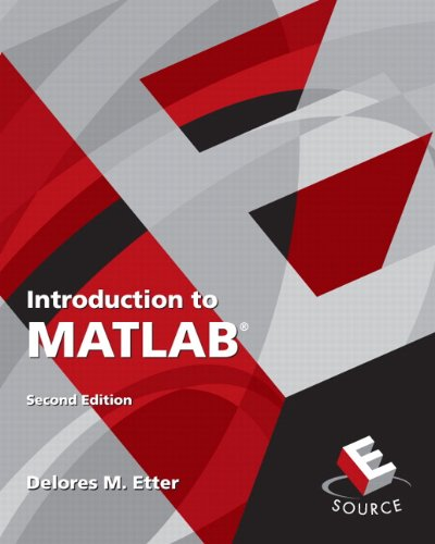 Introduction to MATLAB (2nd Edition)