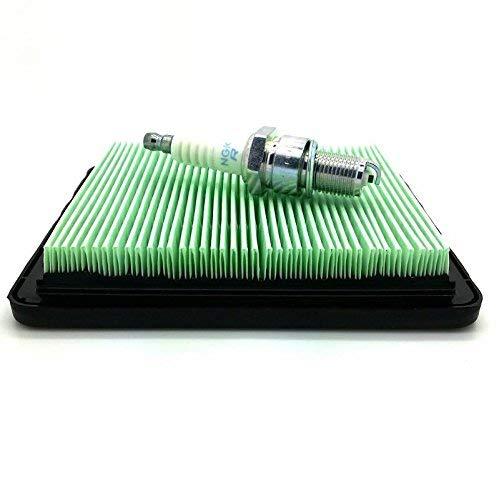 A la calle y tapón de filtro de aire Kit de servicio para cortacésped Honda gasolina IZY HRG415 y HRG465