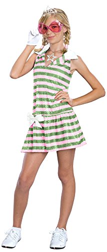 Kids-Costume Sharpay Golf Costume Child Small Halloween Costume (Golf Halloween Costumes)