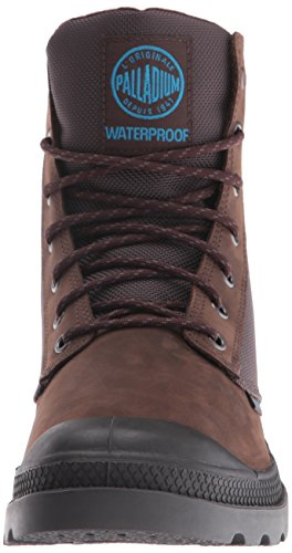 Boots Mixte Cuff Sport Argenté Adulte Palladium Chocolat Marron Rangers Pampa Wpn wE5XqEaYxv