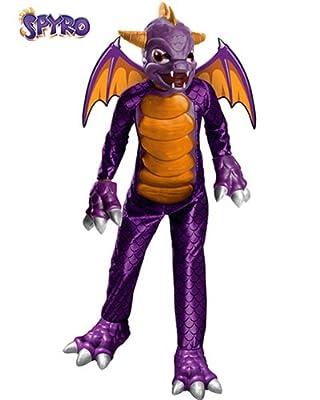Skylanders Spyro Boy's Costume