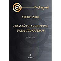 Gramática objetiva para concursos 3ª edição revista