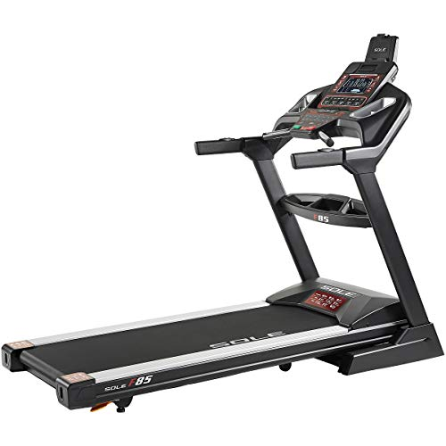 SOLE F85 Folding Treadmill with Bluetooth Technology