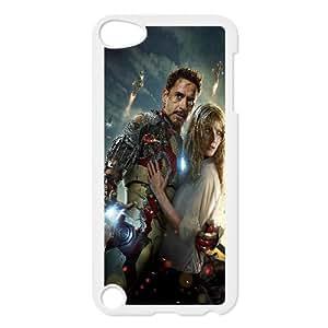 Tony Stark And Pepper Potts Movie iPod TouchCase White 218y-908538