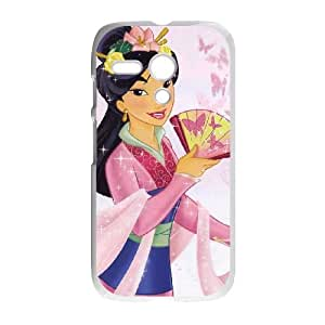 Mulan II Motorola G Cell Phone Case White skfx
