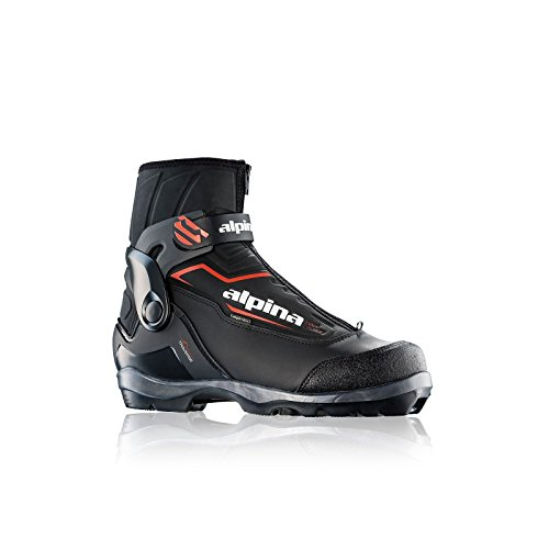 e Ski Boot Black/Red - 44 (Alpina Tour Boots)