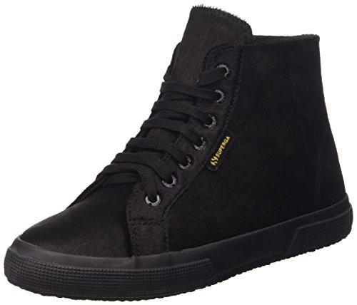 Superga 2095-plus Leahorsew - Zapatillas de deporte Mujer Negro