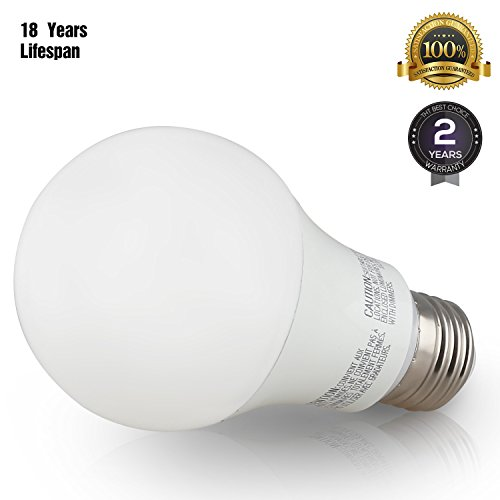 Garage Door Openers And Led Light Bulbs: Garage Door Opener LED Bulb, 100W Equivalent LED A19 Light