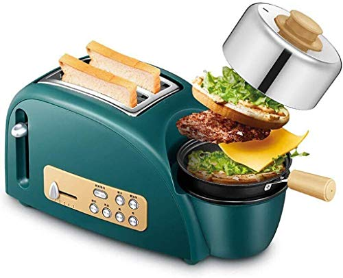 ykw Multifunctional Automatic Toaster 5 Freely Adjustable Baked Color Stall Bread Machine