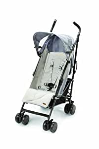 Baby Cargo 200 Series Lightweight Umbrella Stroller, Smoke/Mirror (Discontinued by Manufacturer)