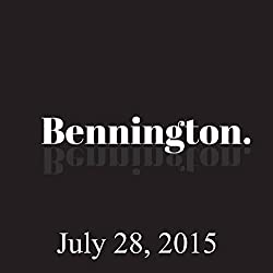 Bennington, Jay Pharoah and Mike Eagle, July 28, 2015