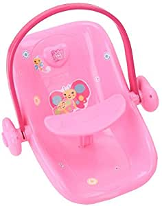 Hauck Toys 98990 2 in 1 Carrier Baby Alive Pretend Play, Pink