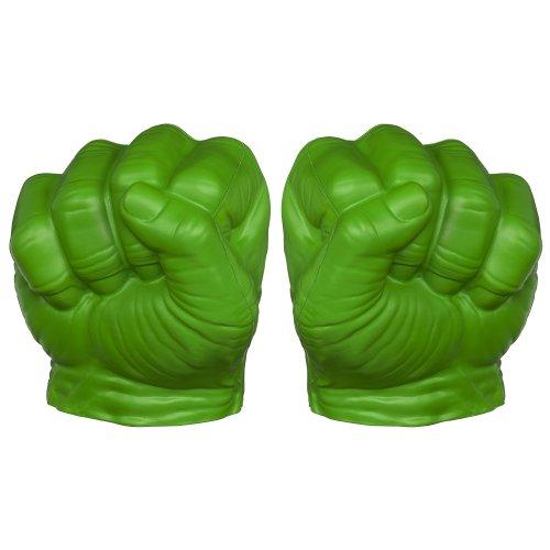 Marvel Avengers Assemble Hulk Gamma Green Smash Fists image
