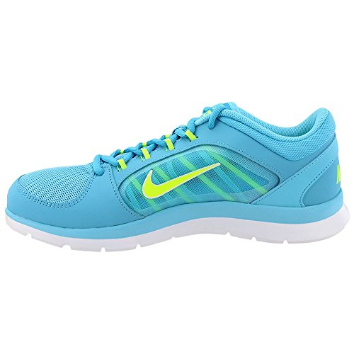 Lagoon Flex Trainer Volt Baskets femme 4 Water mode Clear Blue NIKE 6qpwFz1F