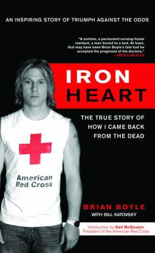 Iron Heart: The True Story of How I Came Back from the - Shop Ironman Online