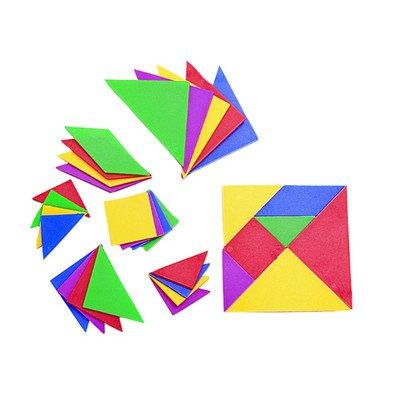 28 Piece Tangrams Set [Set of 2] -