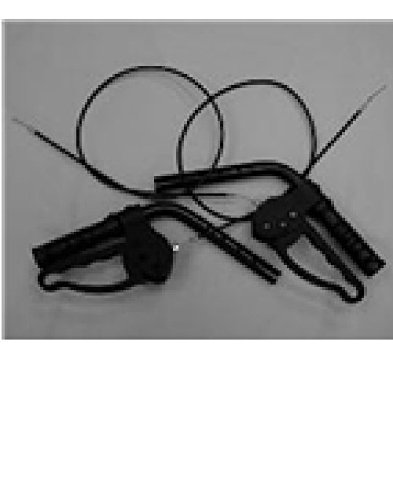 Medline Assembly - Medline Brake Assembly Kit - Guardian Envoy 480 (Pair)