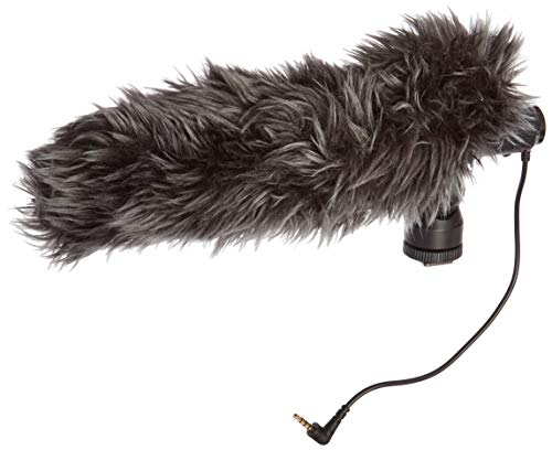 Panasonic DMW-MS2  Directional and Stereo Microphone for DMC-GH3K Body (Black)