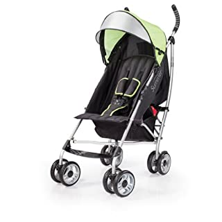 Summer Infant 3D Lite Stroller, Black/Lime (B00JL7AXYQ)   Amazon Products