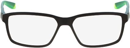 Eyeglasses NIKE 7092 001 MATTE BLACK//VOLT