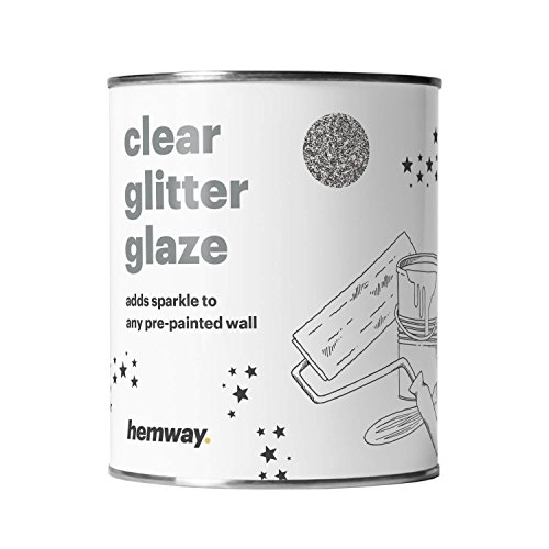 hemway-1l-clear-glitter-paint-glaze-for-pre-painted-walls-choice-of-25-glitter-colours-silver-silver