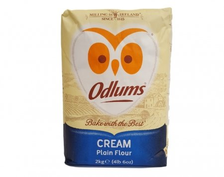 Odlums Cream Plain Flour ()