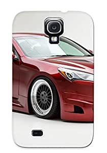 Exultantor Sanp On Case Cover Protector For Galaxy S4 (hyundai Genesis Coupe) For Christmas Day's Gift