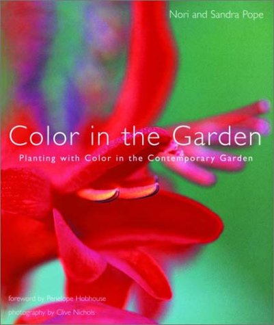 Color in the Garden: Planting With Color in the Contemporary Garden