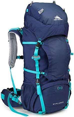 Hiking Backpack 40L Waterproof Outdoor Internal Frame Backpacks for Men and Women Travel Camping Climbing