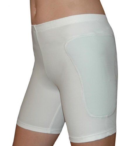 Padded Slider Shorts, 5
