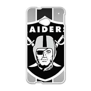 Happy Raiders Logo Hot Seller Stylish Hard Case For HTC One M7