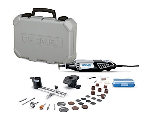 Dremel 4000-2/30 Rotary Tool Review