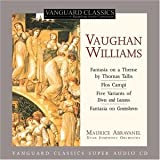 Vaughan Williams: Fantasia on a Theme / Flos Campi / Five Variants of Dives and Lazarus / Fantasia on Greensleeves