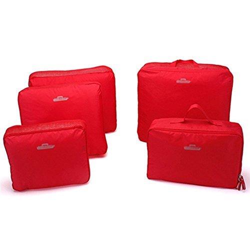 Cool mall - 5 Bolsas de Almacenamiento Impermeables para ...