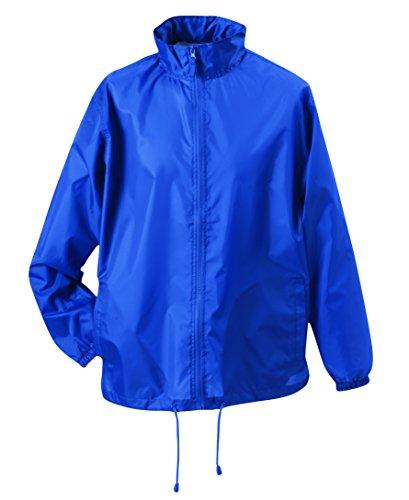 Libero Come Per Il Promotion Jacket Tempo Giacca Royal Vento Gadget E A Leggera FHxCYW