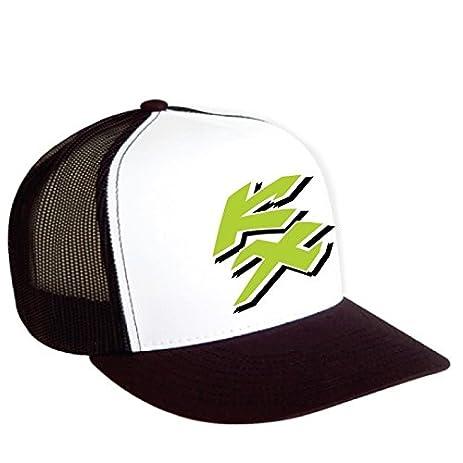 Factory Effex 2015 Kawasaki Snapback Hat Модель - фото 6