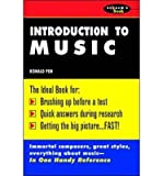 img - for [(Schaum's Outline of Introduction To Music )] [Author: Ronald Pen] [May-1992] book / textbook / text book