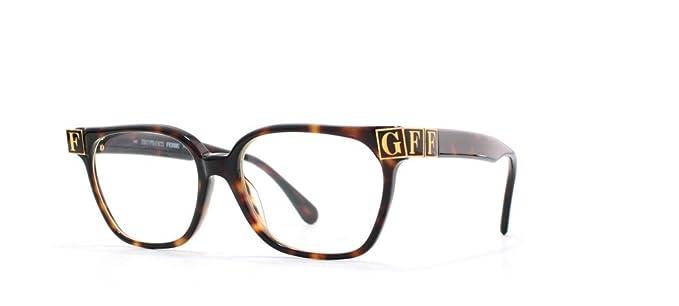 78af334f029b42 Gianfranco Ferre - Monture de lunettes - Femme Marron marron  Amazon ...