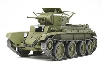 Tamiya Russian Tank BT-7 Model 1935 35309 - Maqueta para ...