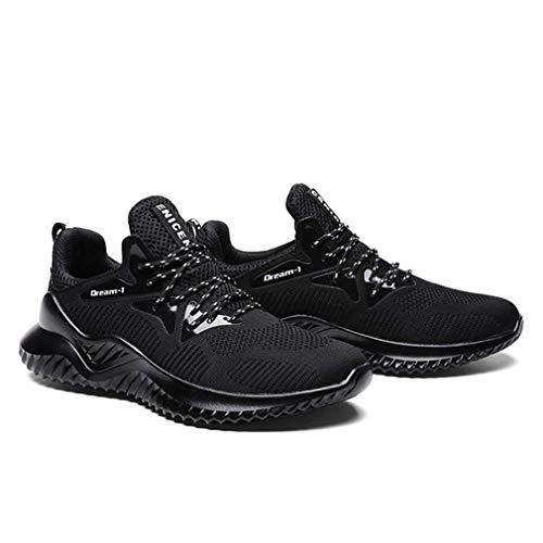 Shoes Wanderschuhe Ultra Laufschuhe Laufschuhe Schwarz Yying Herren Light Turnschuhe Mesh Wanderschuhe Damen Outdoor Breathable Turnschuhe TOPvAORq