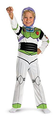 Disney Costumes (Buzz Lightyear Classic - Size: 3T-4T)
