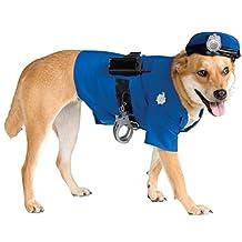 Rubie's Costume Co Police Dog Pet Costume, X-Large