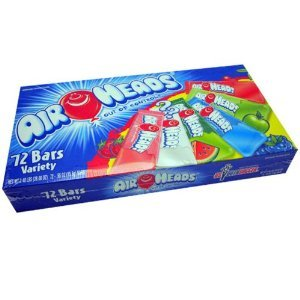 7c9301ece5b Airheads Singles Assorted  72 Count