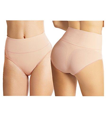 Emprella-Control-Top-Underwear-High-Waist-Wavy-Solid-Color-Tummy-Control-Cotton-Panty-Briefs-3-Pack