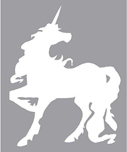 56c9b3270 Amazon.com  Sassy Stickers Unicorn Horse Horn Vinyl Decal Sticker ...