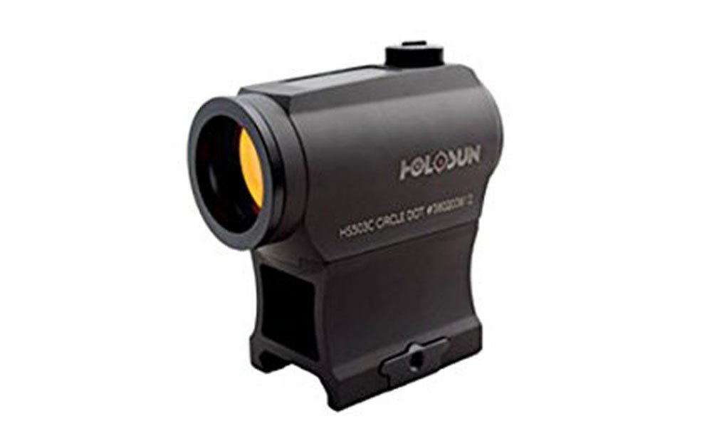 Holosun Dual Reticles HS503C Dot and Solar