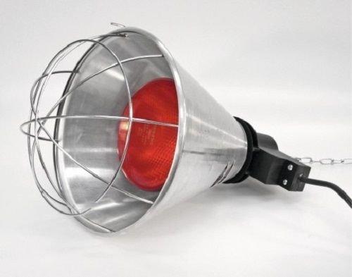 Riflettore portalampada per riscaldamento pulcini suini lampada