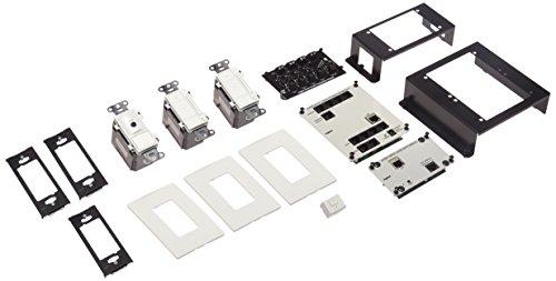 ON-Q Digital Audio 2 Room Multi Source Kit White (AU7252-WH)